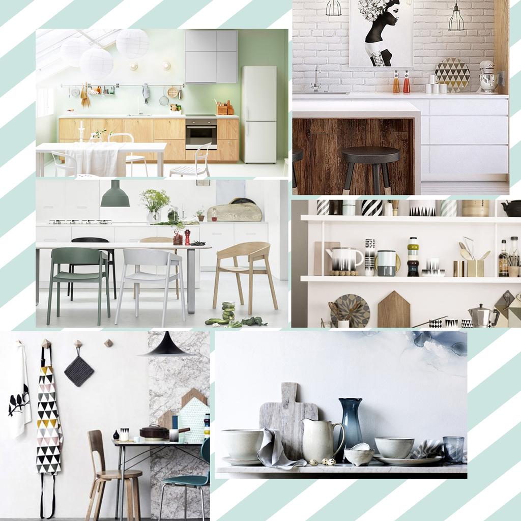 la cuisine passe l heure scandinave elle d coration. Black Bedroom Furniture Sets. Home Design Ideas
