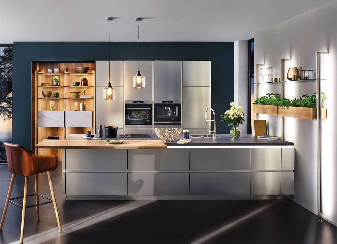 Cuisines References Celebre Ses 30 Ans D Expertise Elle Decoration