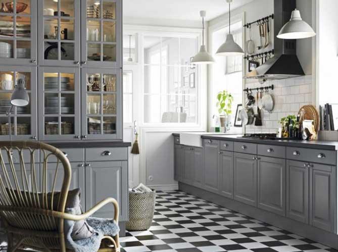 envie d 39 une cuisine l 39 ancienne elle d coration. Black Bedroom Furniture Sets. Home Design Ideas