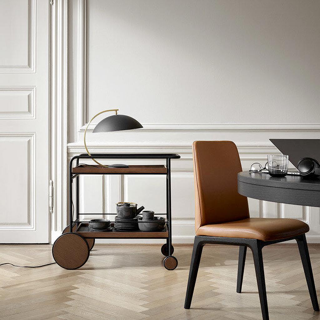 La desserte de cuisine, un meuble d'appoint pratique et esthétique - Elle Décoration