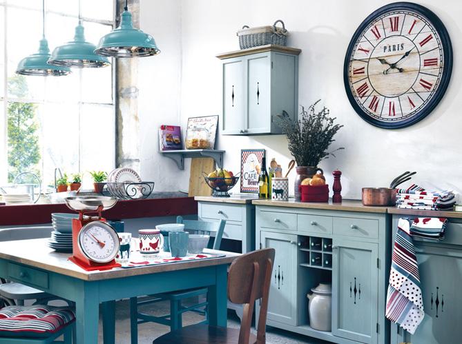 Le succ s des cuisines vintages elle d coration - Deco de cuisine ...
