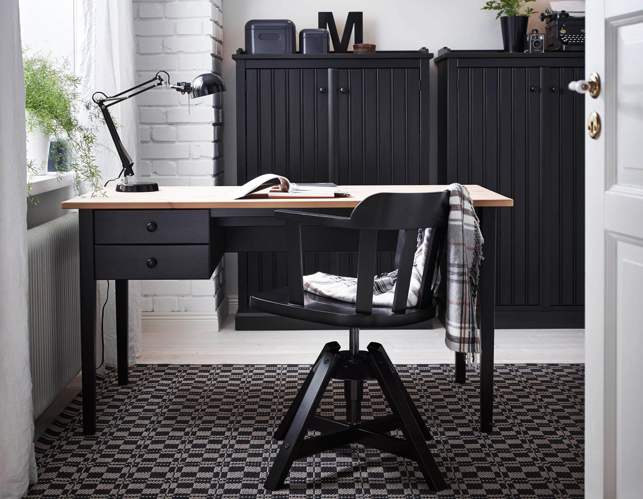 Les plus beaux bureaux ikea pas chers et tendance à shopper elle