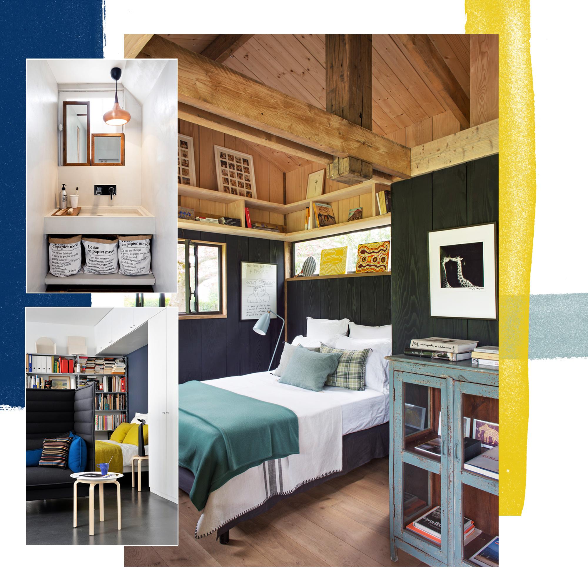 Aménagement Appartement Petite Surface petites surfaces, grandes idées - elle décoration