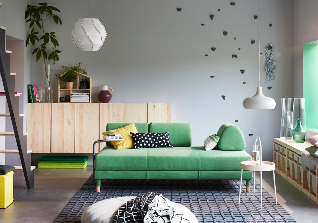 Le top des meubles modulables pour optimiser l'espace