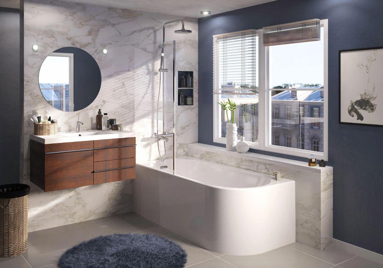 Carrelage Salle De Bain Bleu Turquoise idées déco salle de bain, l'art de rafraîchir cette pièce