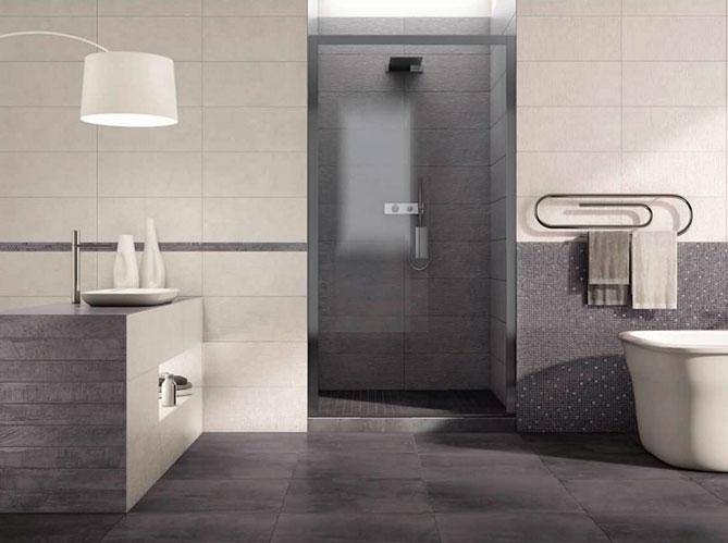salle de bains et carrelage font bon m nage elle d coration. Black Bedroom Furniture Sets. Home Design Ideas