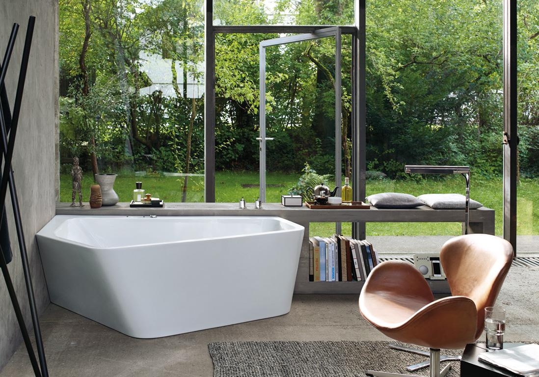 Zoom Sur Les Plus Belles Baignoires Design Elle Decoration