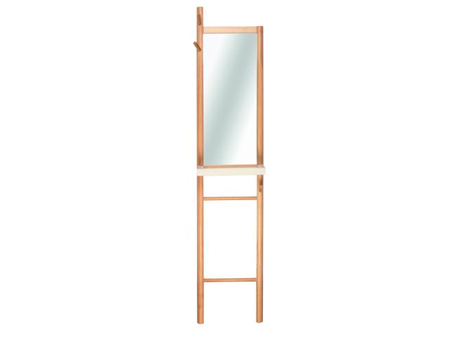 L\'objet déco du jour : le miroir Conforama - Elle Décoration