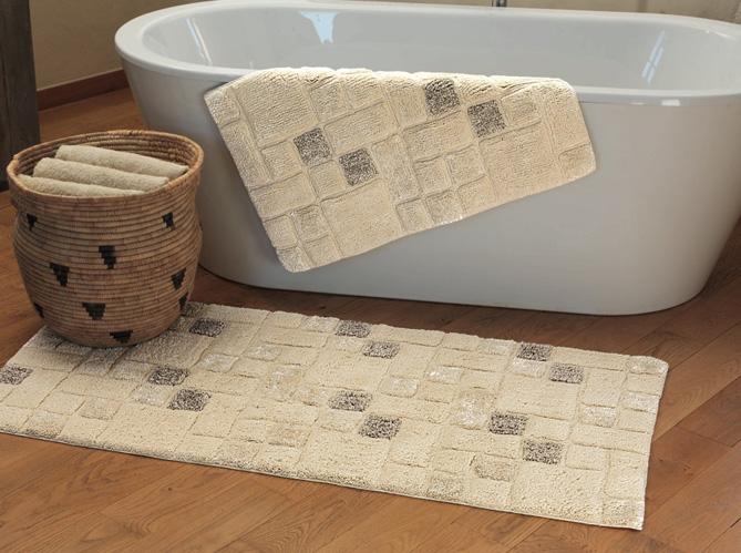 Tapis de bain - Elle Décoration