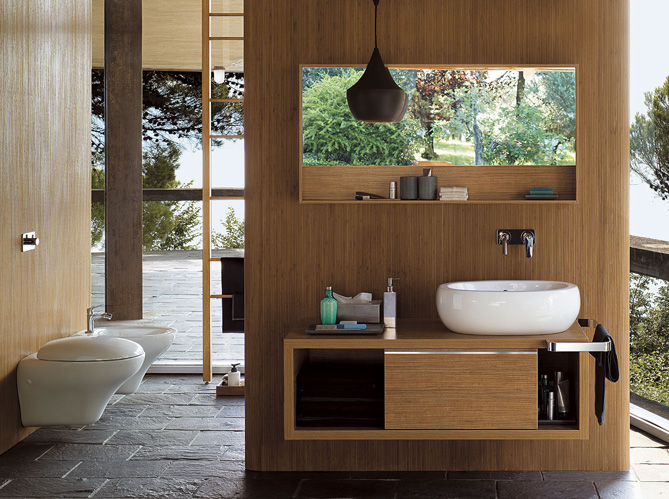 4 idées pour une salle de bains exotique - Elle Décoration