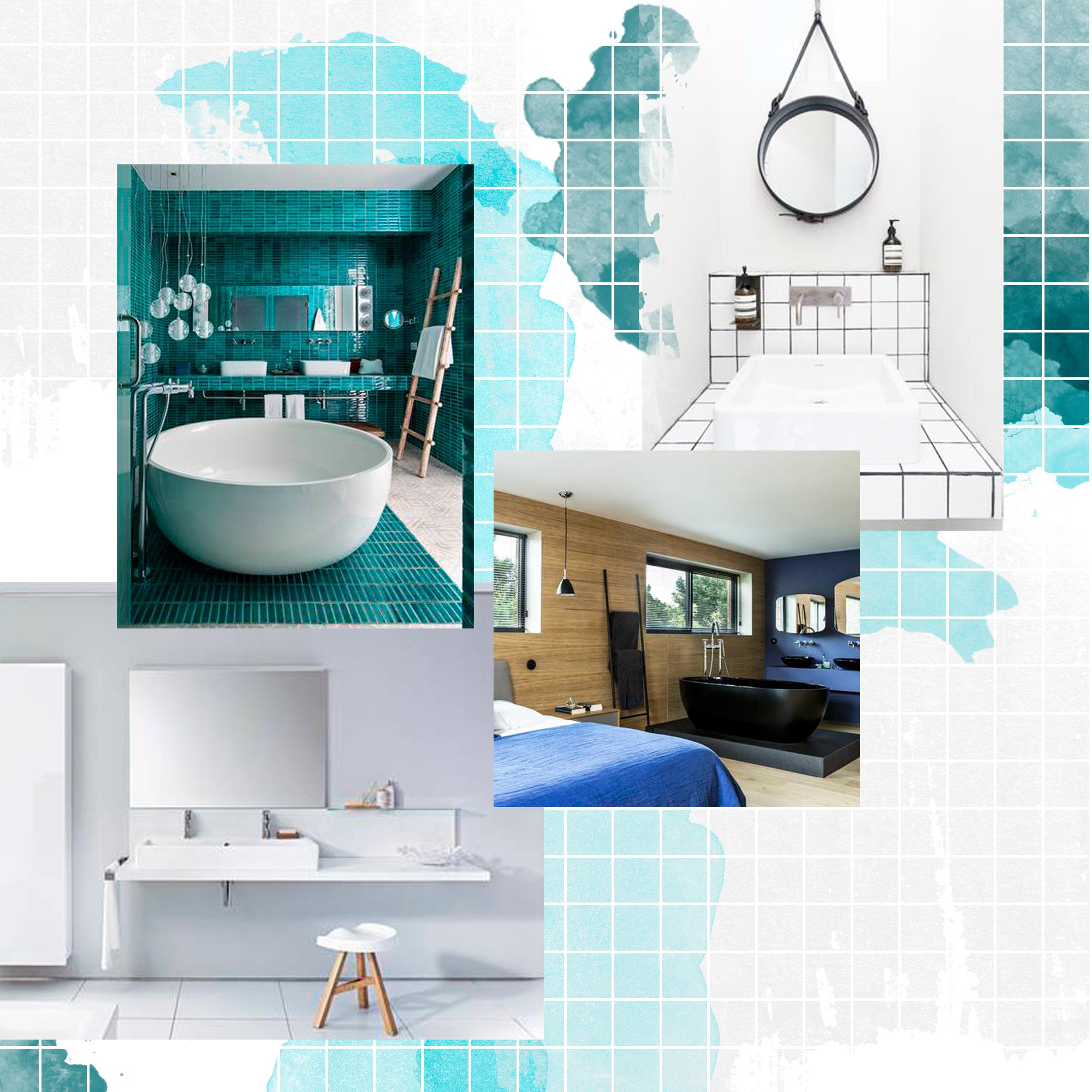 Nos idées avec des meubles de salle de bains design - Elle Décoration