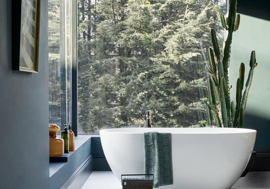 Nos idées de plantes pour une salle de bain végétale - Elle Décoration