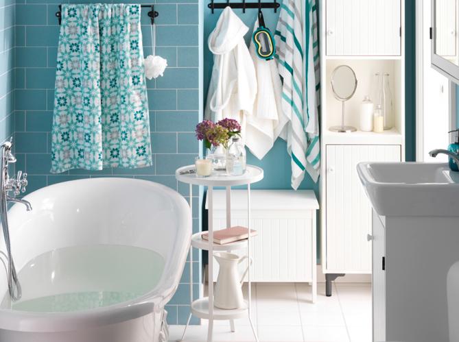 15 id es pour relooker sa salle de bains sans se ruiner elle d coration - Idee salle de bains ...
