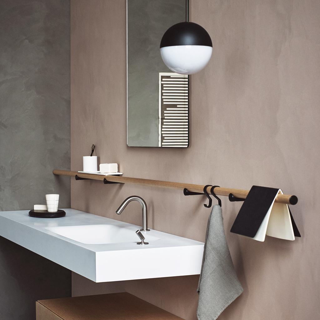 Tendance salle de bains : on la veut douce et minimaliste - Elle
