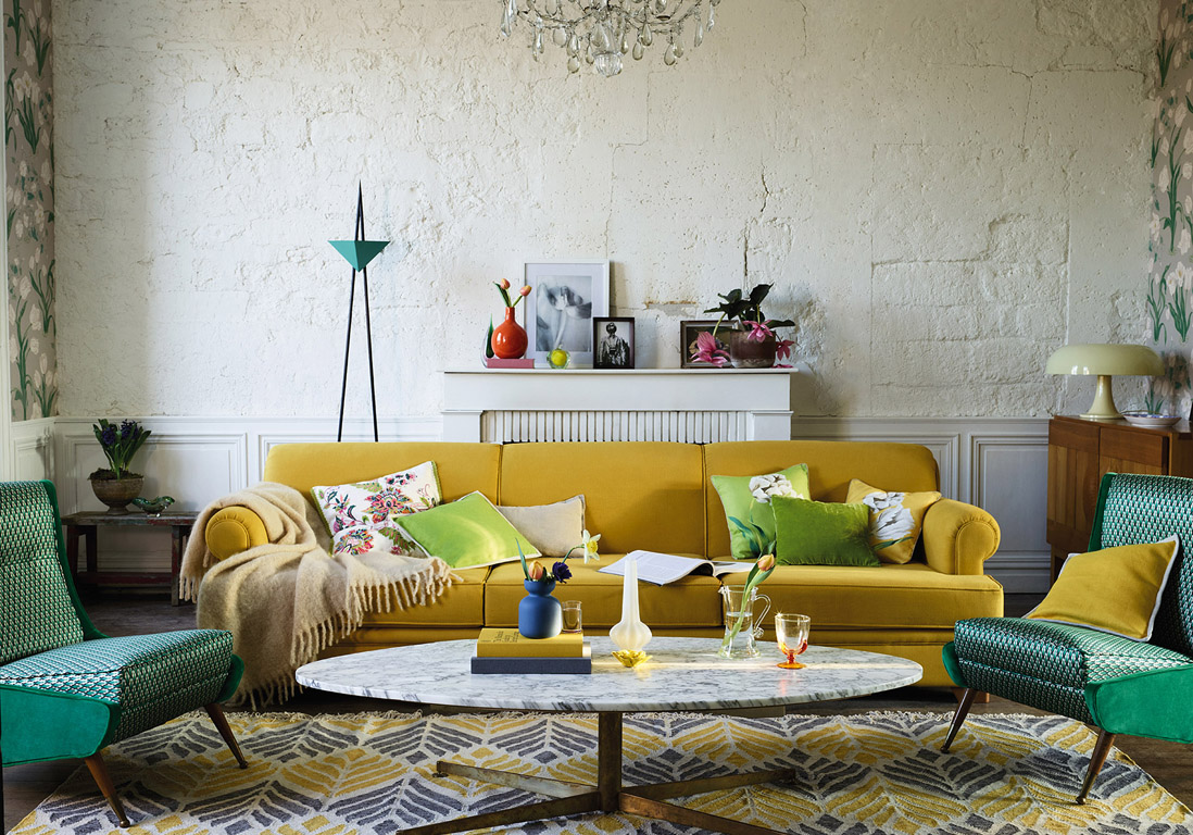 40 Idees Deco Pour Le Salon Elle Decoration