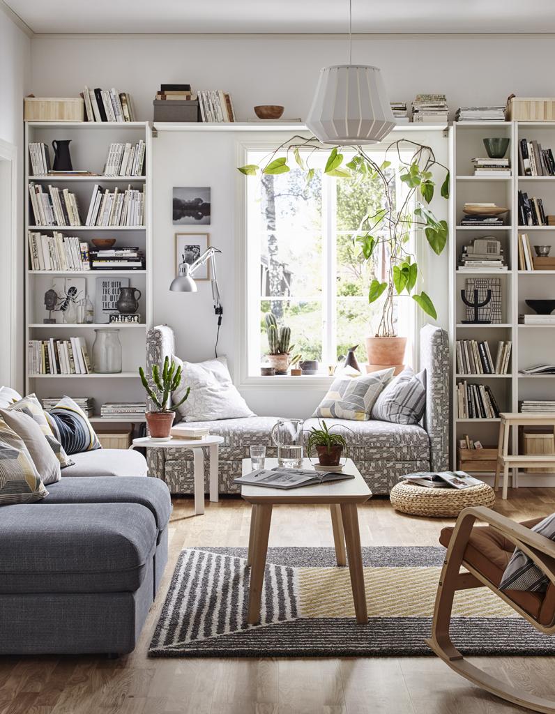 Dressing Ikea Angle Sans Porte ikea : la cultissime bibliothèque billy a 40 ans, retour en