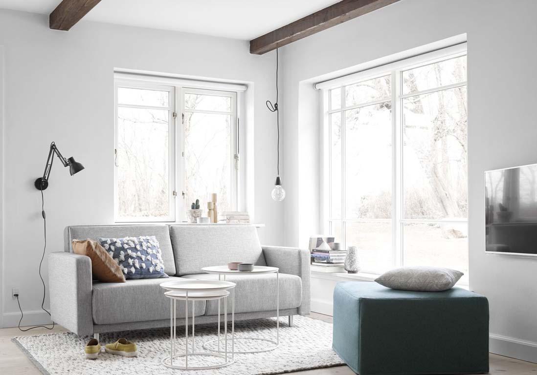 canap convertible design notre slection pour un salon styl elle dcoration - Canape Confortable Design