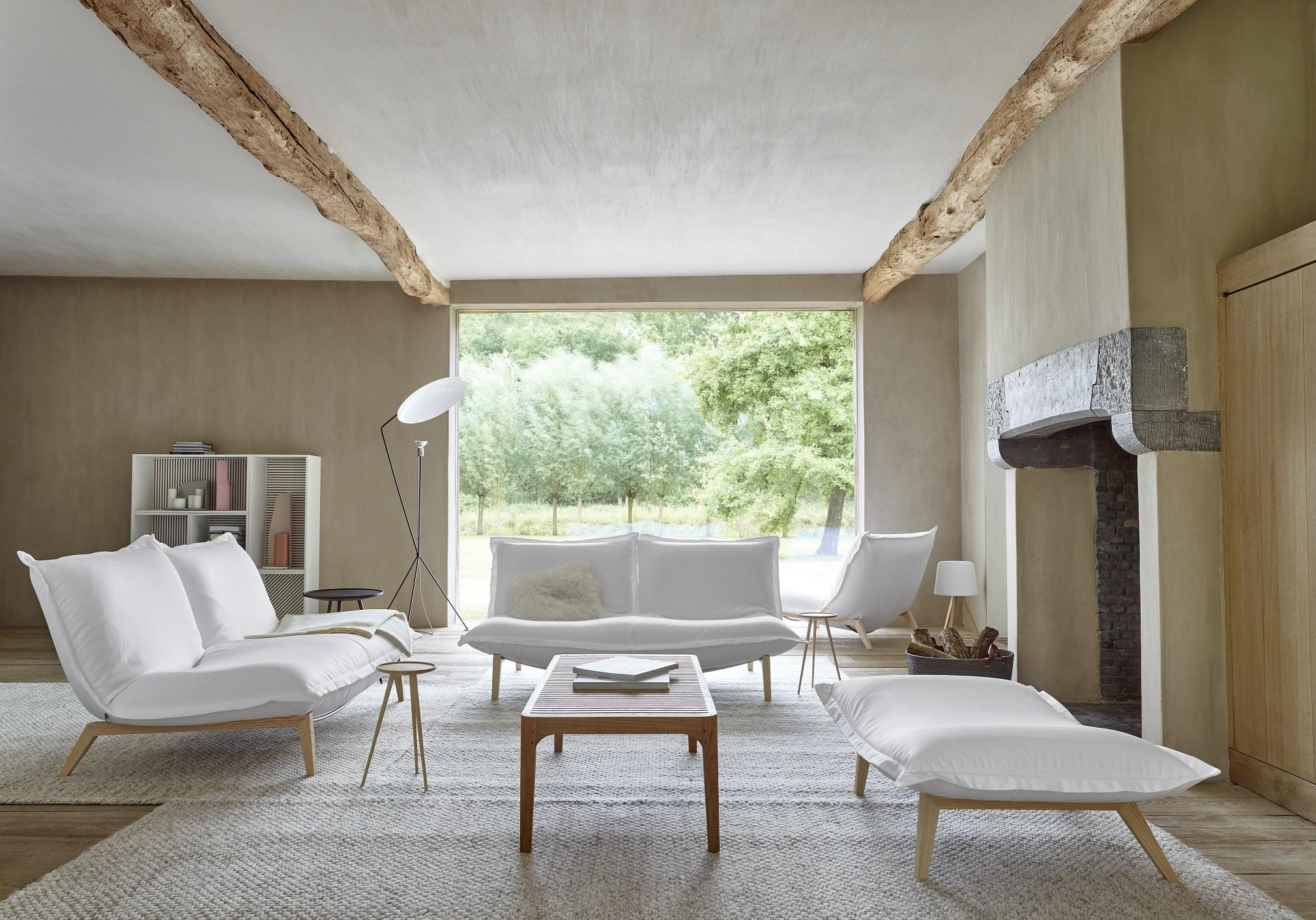 18 idées pour apporter du style à son canapé blanc (ou très clair