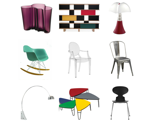 Meubles et objet design