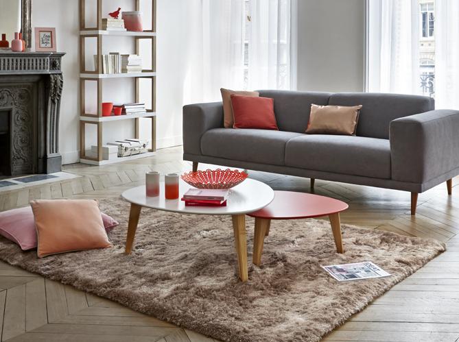 Trouver Table Basse : 5 Marques Pour Trouver Sa Table Basse   Elle  Décoration