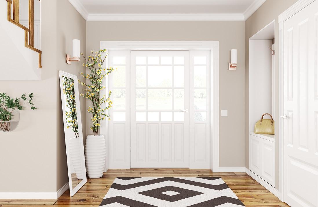 Luminaire Pour Couloir D Entrée donnez le ton de votre déco dès le hall d'entrée ! - elle