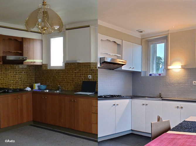 Cuisine Home Staging