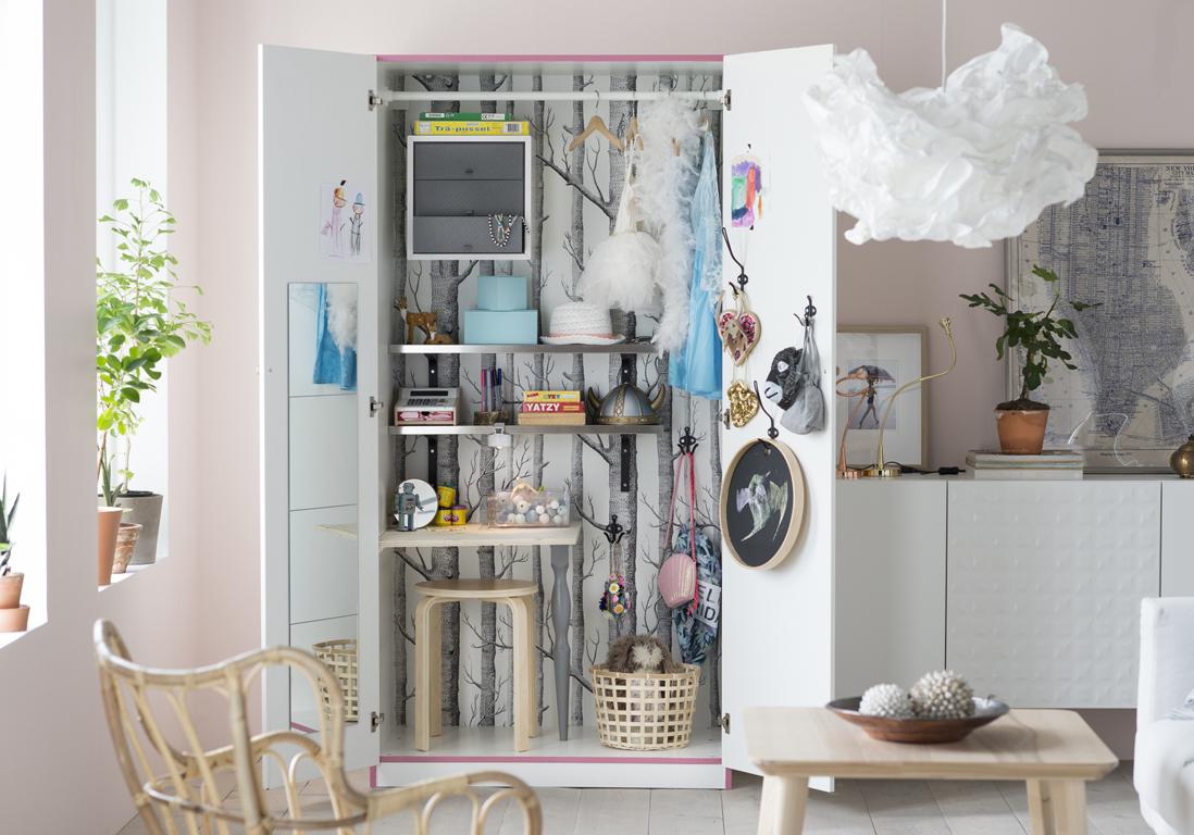 Armoire Murale Pour Chambre ces détournements de meuble et objet ikea sont dingues