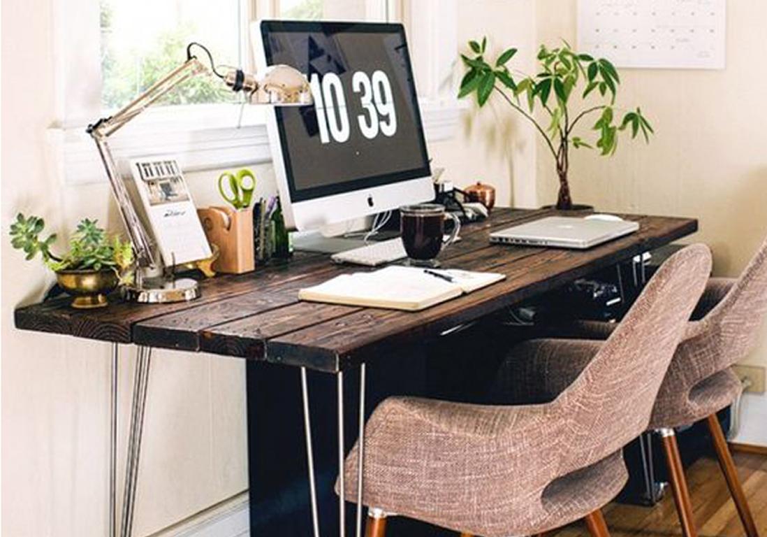 Décorer Son Bureau Au Travail nos idées pour sublimer son bureau - elle décoration