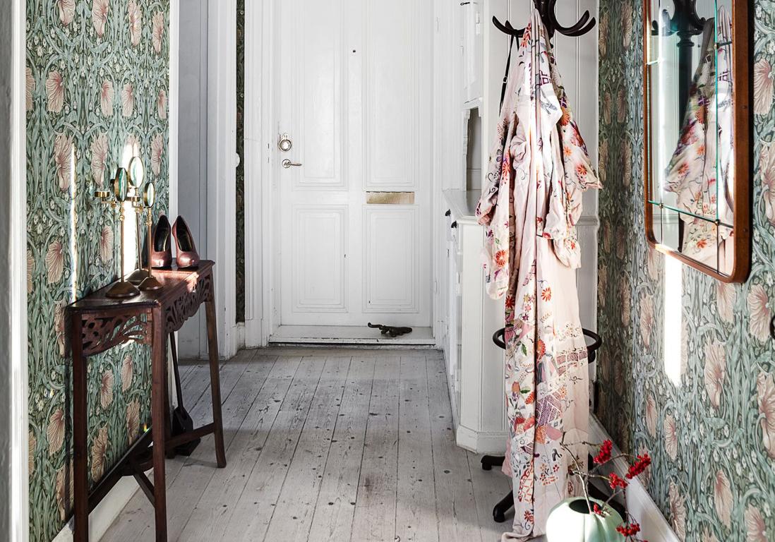 10 inspirations pour un couloir très déco - elle décoration