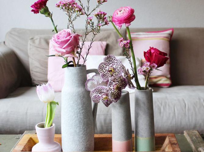 Plantes et fleurs 15 id es pour d corer mon int rieur elle d coration - Salon decorer pour petits espaces designs de salon qui fonctionnent ...