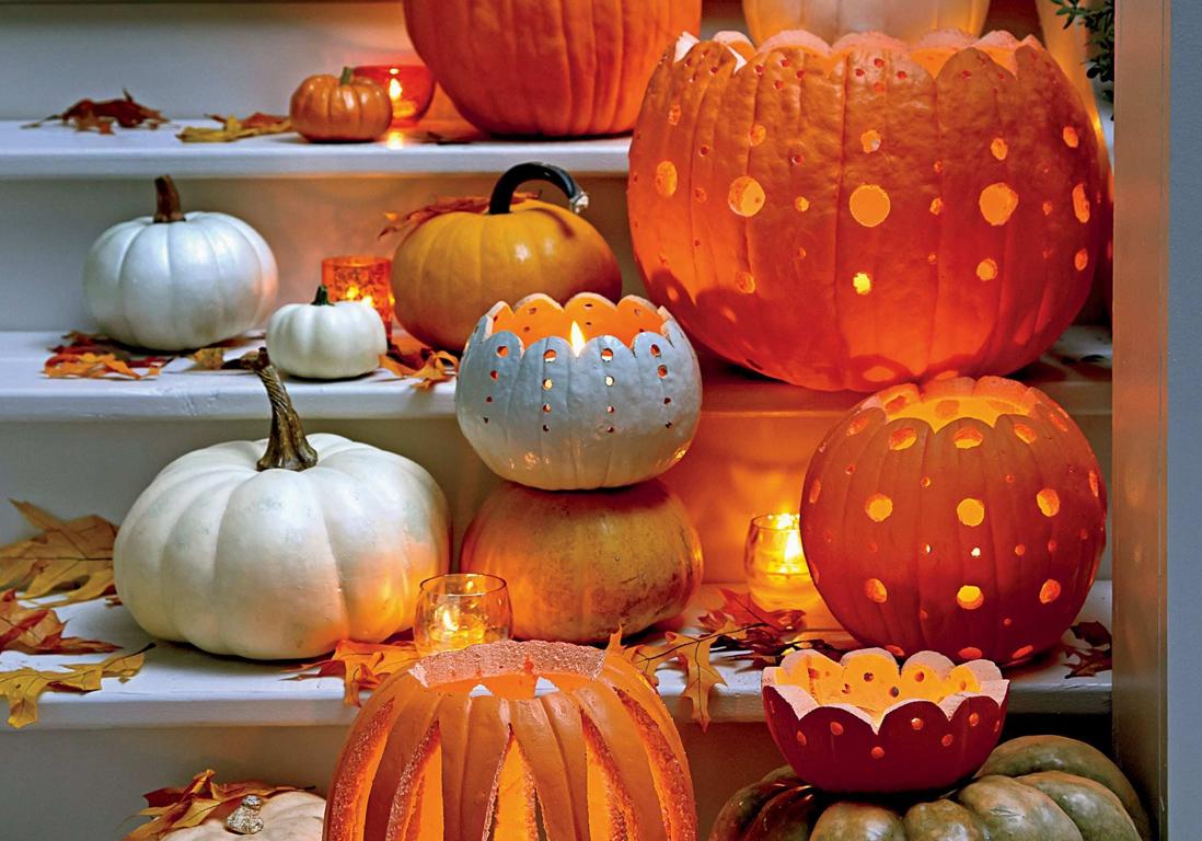 Idees Deco Halloween Decouvrez Toutes Nos Inspirations Faciles A Faire Soi Meme Pour Une Ambiance Effrayante Elle Decoration