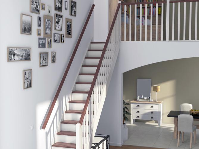 Idees Deco Pour Relooker Son Escalier Elle Decoration