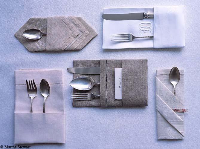 9 Pliages De Serviettes Faciles Elle Décoration
