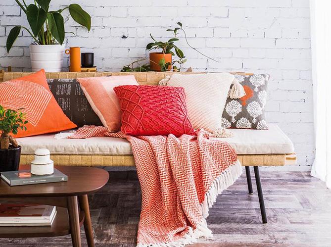 top 12 des astuces pour une d co estivale r ussie elle d coration. Black Bedroom Furniture Sets. Home Design Ideas