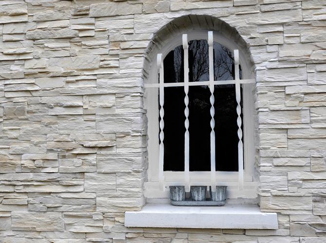 Pierre De Façade Maison connaissez-vous la pierre reconstituée ? - elle décoration