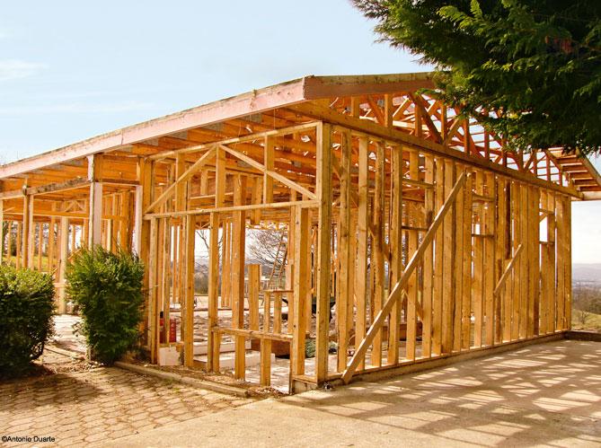 Construire sa maison en bois - Elle Décoration