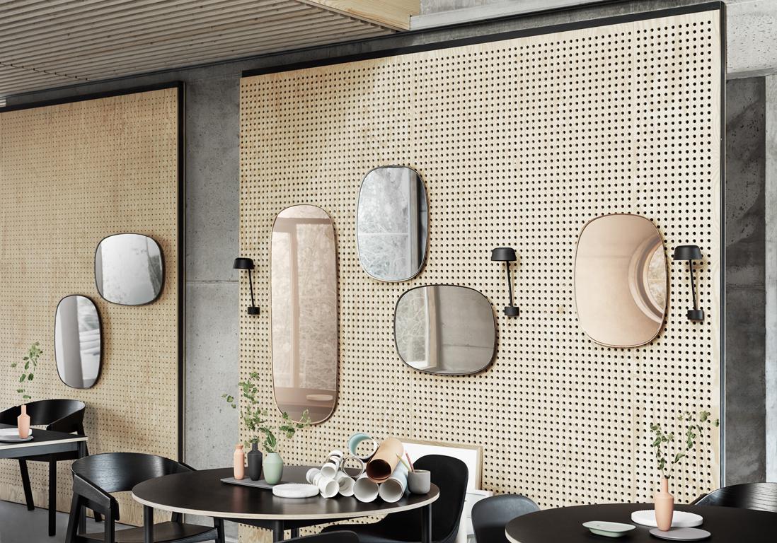 Papier Peint Effet Miroir 80 idées pour habiller ses murs - elle décoration