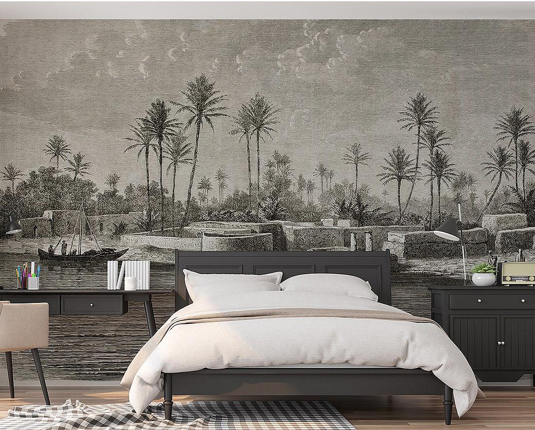 Papier Peint Pour Chambre papier peint panoramique pour la chambre - des papiers