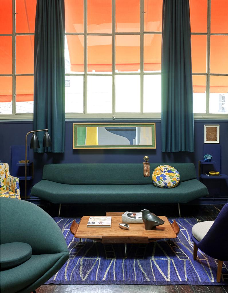 peinture comment associer les couleurs avec harmonie elle d coration. Black Bedroom Furniture Sets. Home Design Ideas