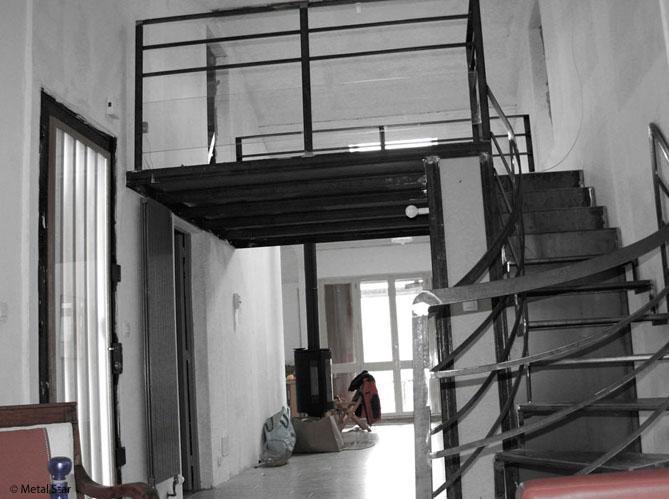 monter une mezzanine sans clou ni vis elle d coration. Black Bedroom Furniture Sets. Home Design Ideas