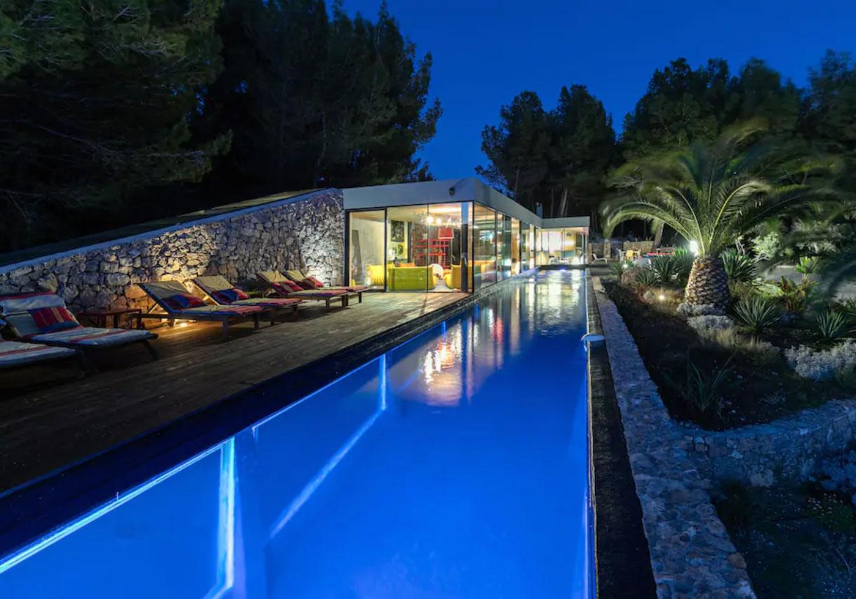 Airbnb Les Plus Belles Maisons Avec Piscine Elle Decoration