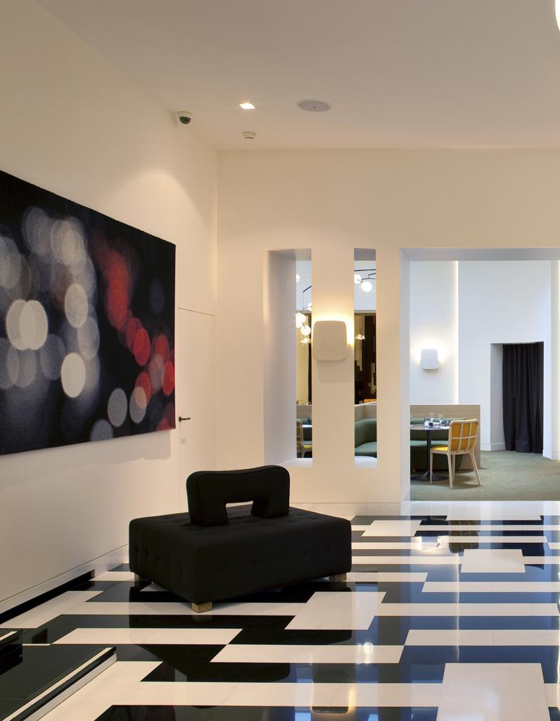 Destinations design elle d coration for Hotel design sur paris