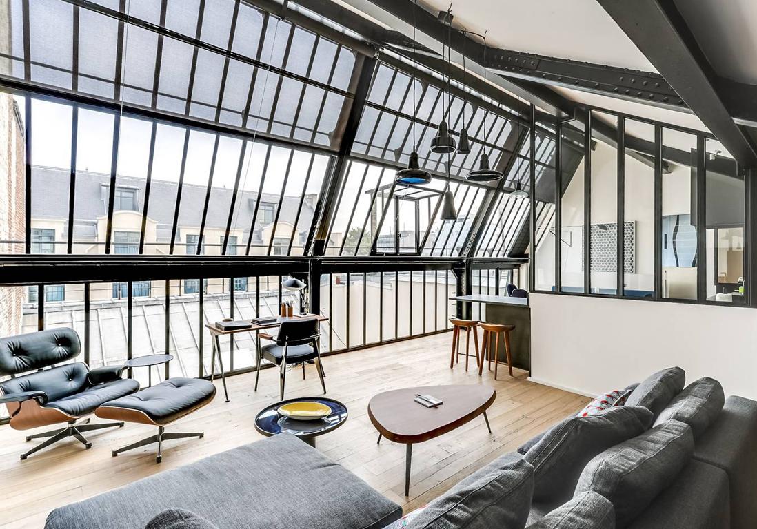 les plus beaux appartements parisiens disponibles sur airbnb