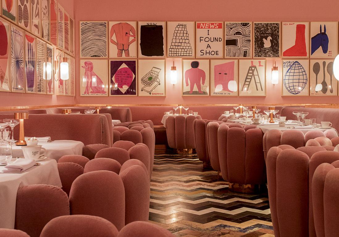 Idee Deco Chambre Londres londres : nos meilleures adresses déco - elle décoration