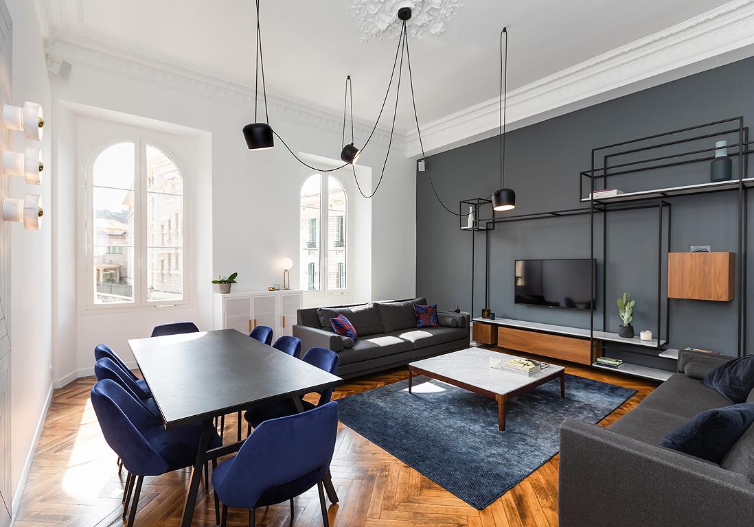 Avant-Après : Comment agrandir son appartement avec une mezzanine