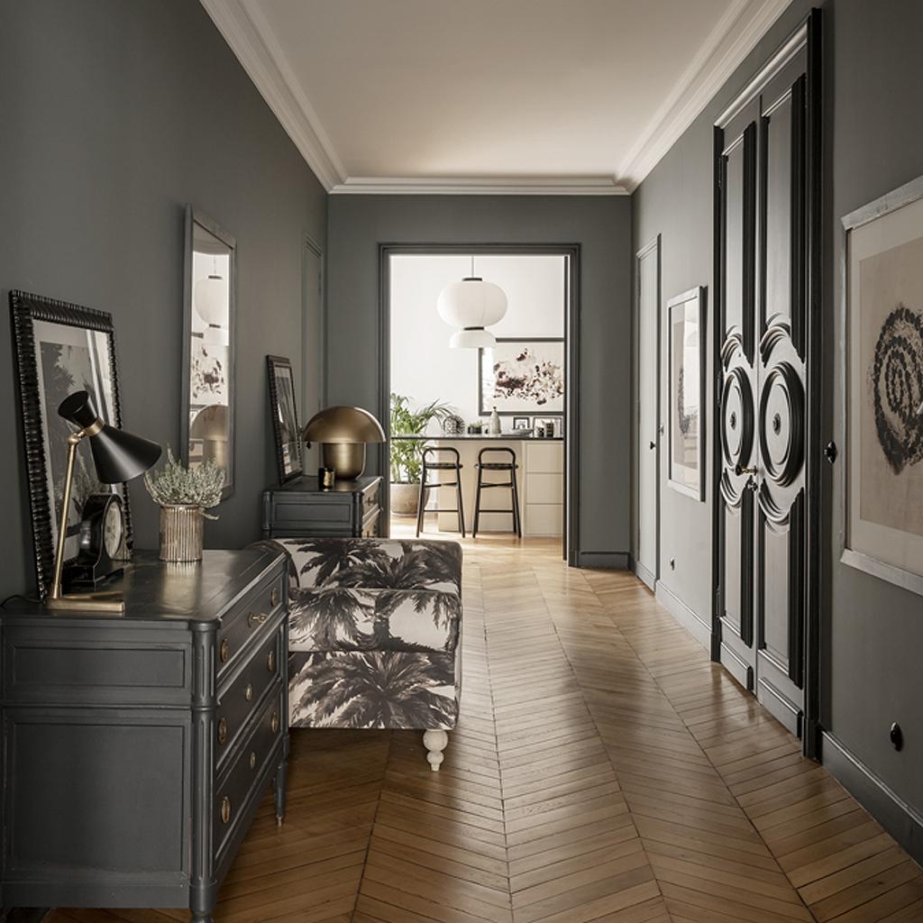 Chambre Avec Un Mur Noir comment intégrer un mur noir dans sa décoration ? - elle