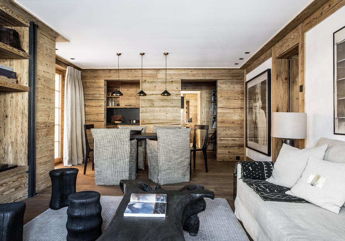 Deco Chambre Style Exotique une décoration style montagne associée au style exotique