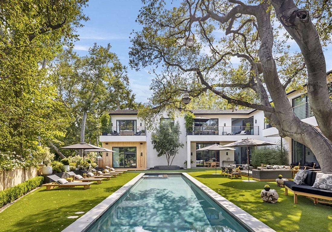 La maison de Joe Jonas et Sophie Turner mise en vente