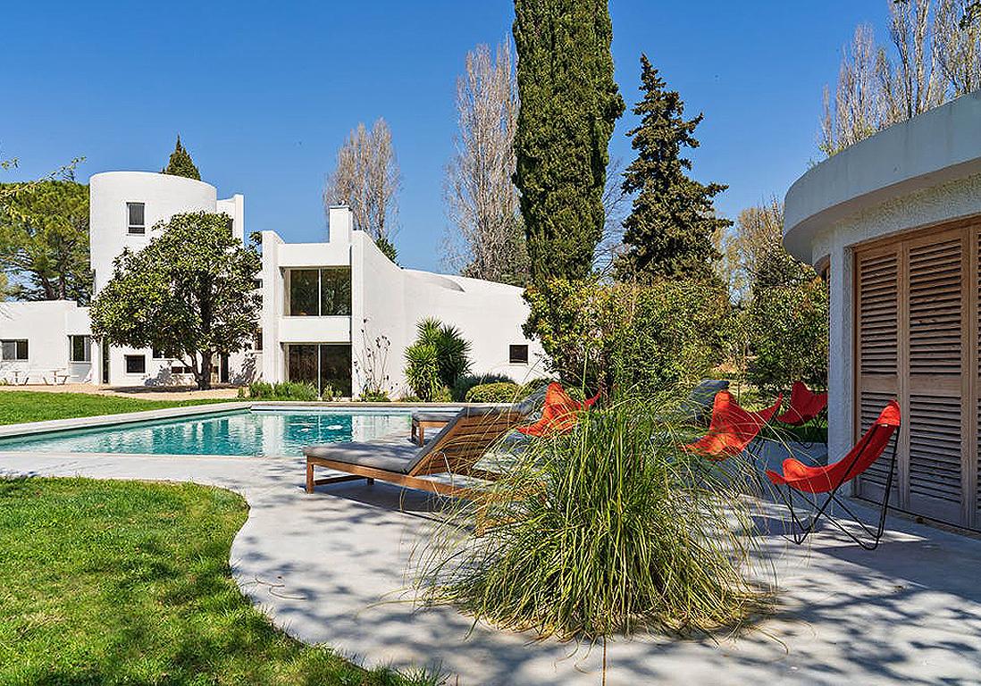 Les plus belles maisons du sud de la france pour r ver - Les plus belles architectures de maisons ...