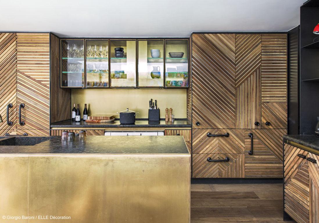 Marie Claire Maison Jardin Recup une maison en or - elle décoration